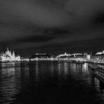 le Danube (Budapest, Hongrie)